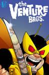 Venture Bros Cover