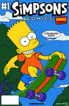 Mock Simpsons Cover