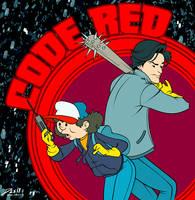 Code Red by dwaynebiddixart