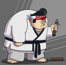 Sad Karate