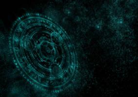 Magic Circle: Ice by zepher234