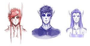 Alchemy Faces I