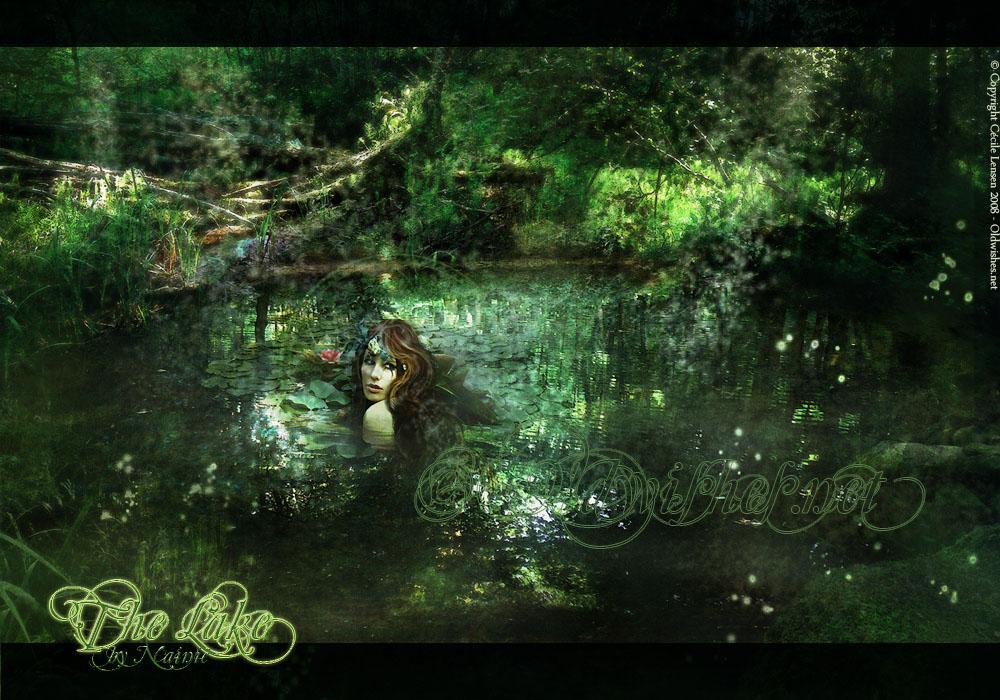 L'Ondine du Lac by NaIniE