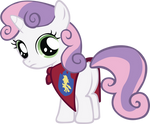 Sweetie Belle plotshot