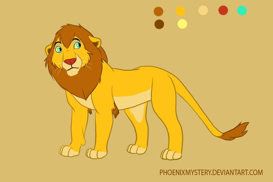 Kossu character sheet by PhoenixMystery