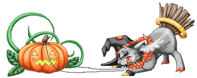 Halloween - Pixel by Fucal