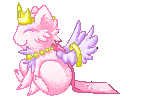 Princess- Pixel     [Gift] by Fucal