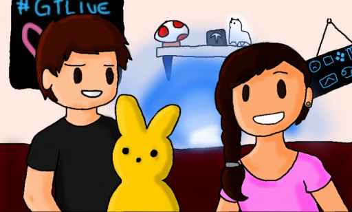 #gtlive by Shyly23