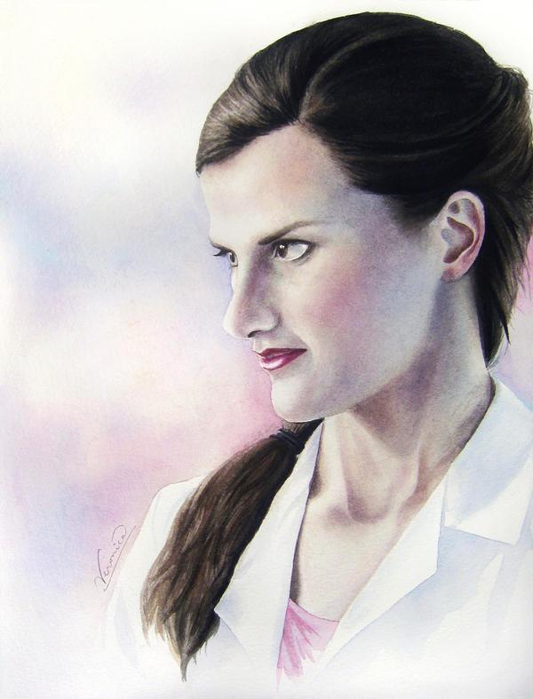 Molly Hooper by Veronnikka