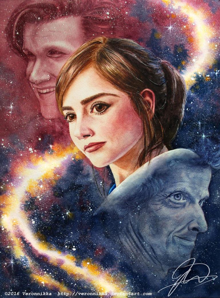Goodbye Clara by Veronnikka