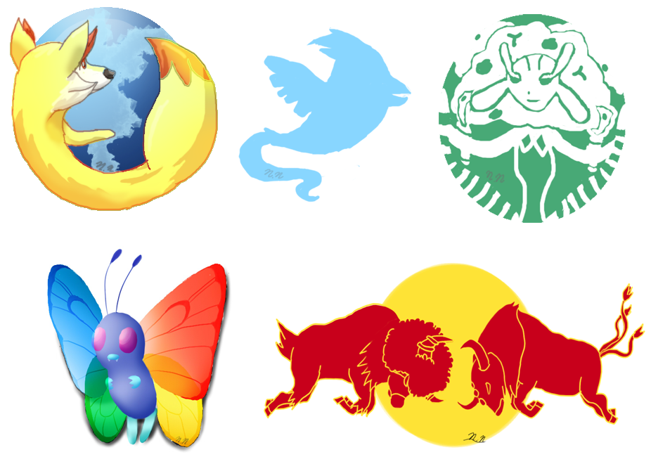 Pokemon Logos 536861643
