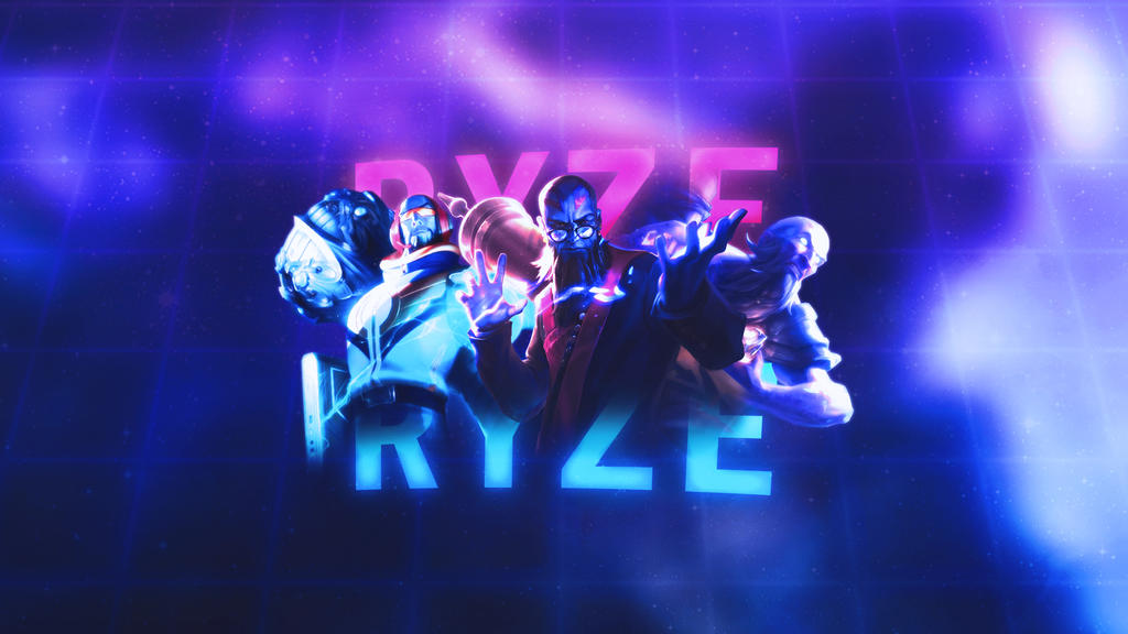 League Of Legends Ryze Wallpaper 4k Hd By Awakearts On Deviantart