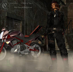 Scorpion : Nitro by Childe-Of-Fyre