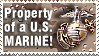 Property Of USMC by Childe-Of-Fyre