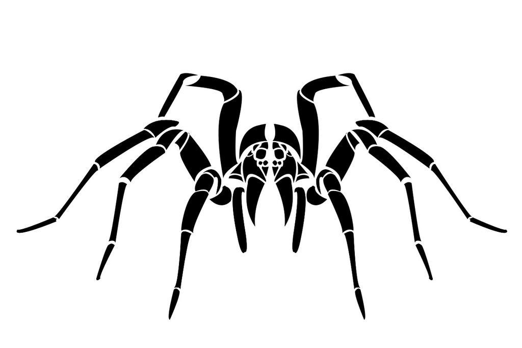 tribal spider by kindlingtaco on DeviantArt