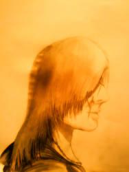 Man Reflecting by SilentSuffer