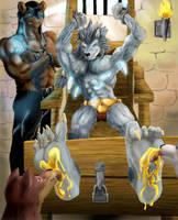 THE ENDURANCE OF ARIUS Commision by kaze-fox