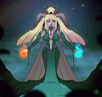 Goddess Kiri by ScorpDK