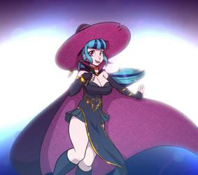 Witch Sonata by ScorpDK