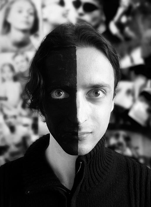 Black or White? by Kemendil