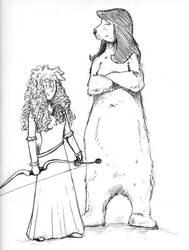 Alice - Brave by michaels-comics