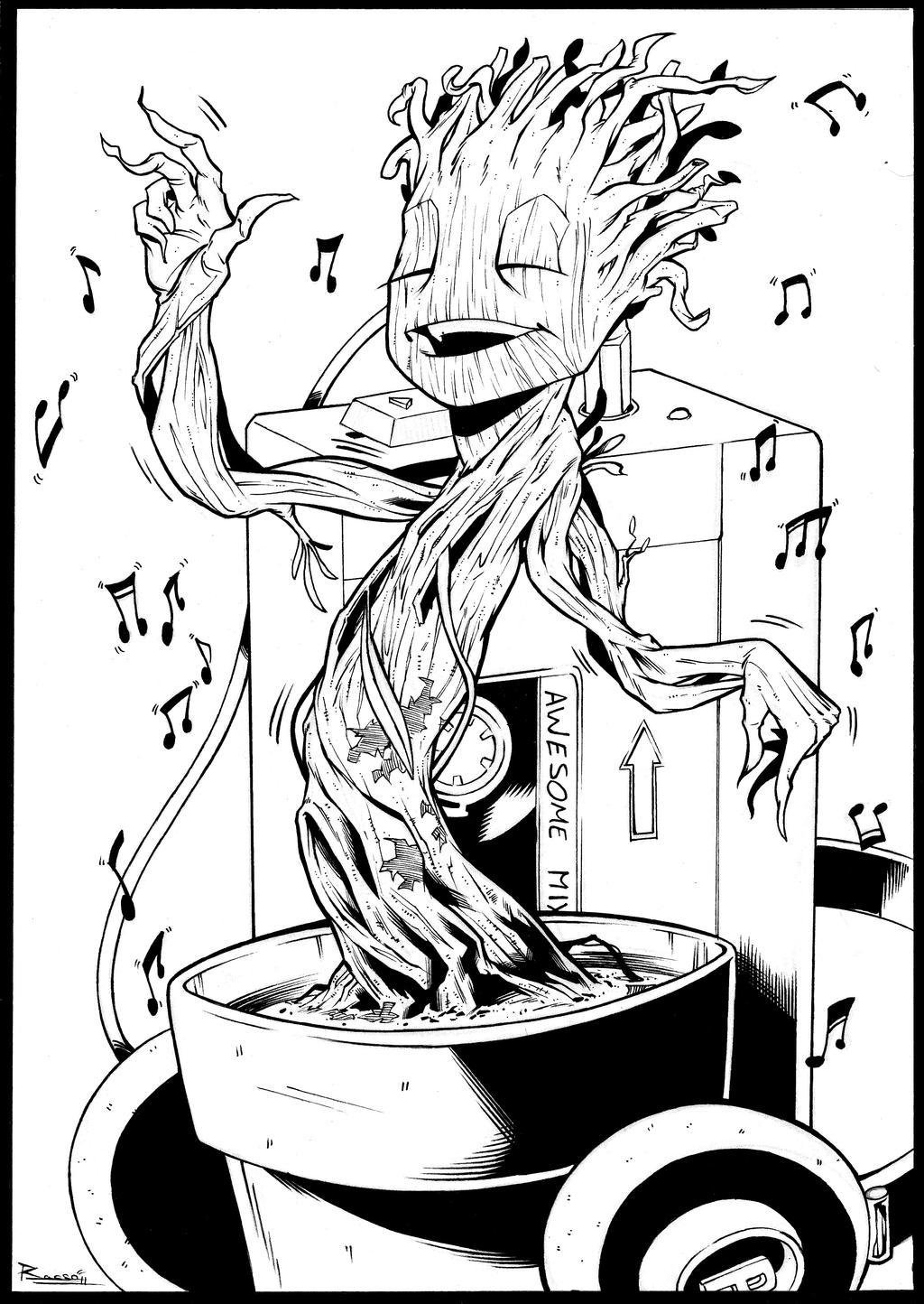 Groot Finish by oskar7