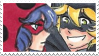 LOtR MLB AU Stamp .:gift:. by VioletOrange