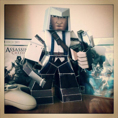 assassin's creed/ connor kenway