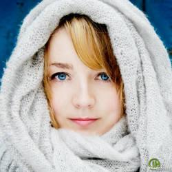 Blue eyed Girl. by Image-House