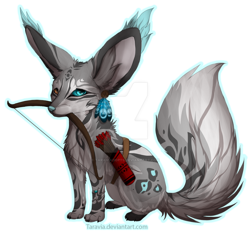 Fennec Fox Auction CLOSED By TaraviAdopts On DeviantArt