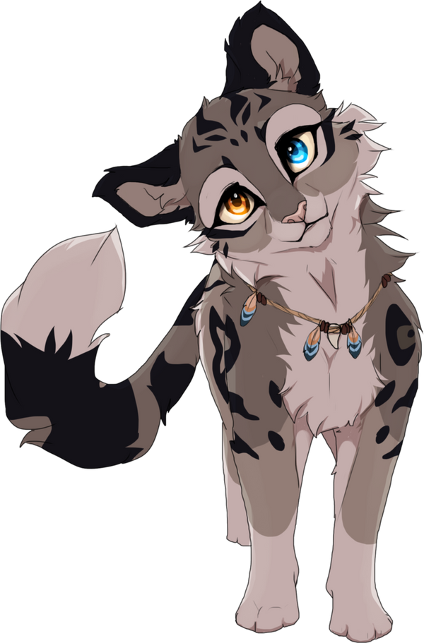 OC AUCTION: Chinook by TaraviAdopts