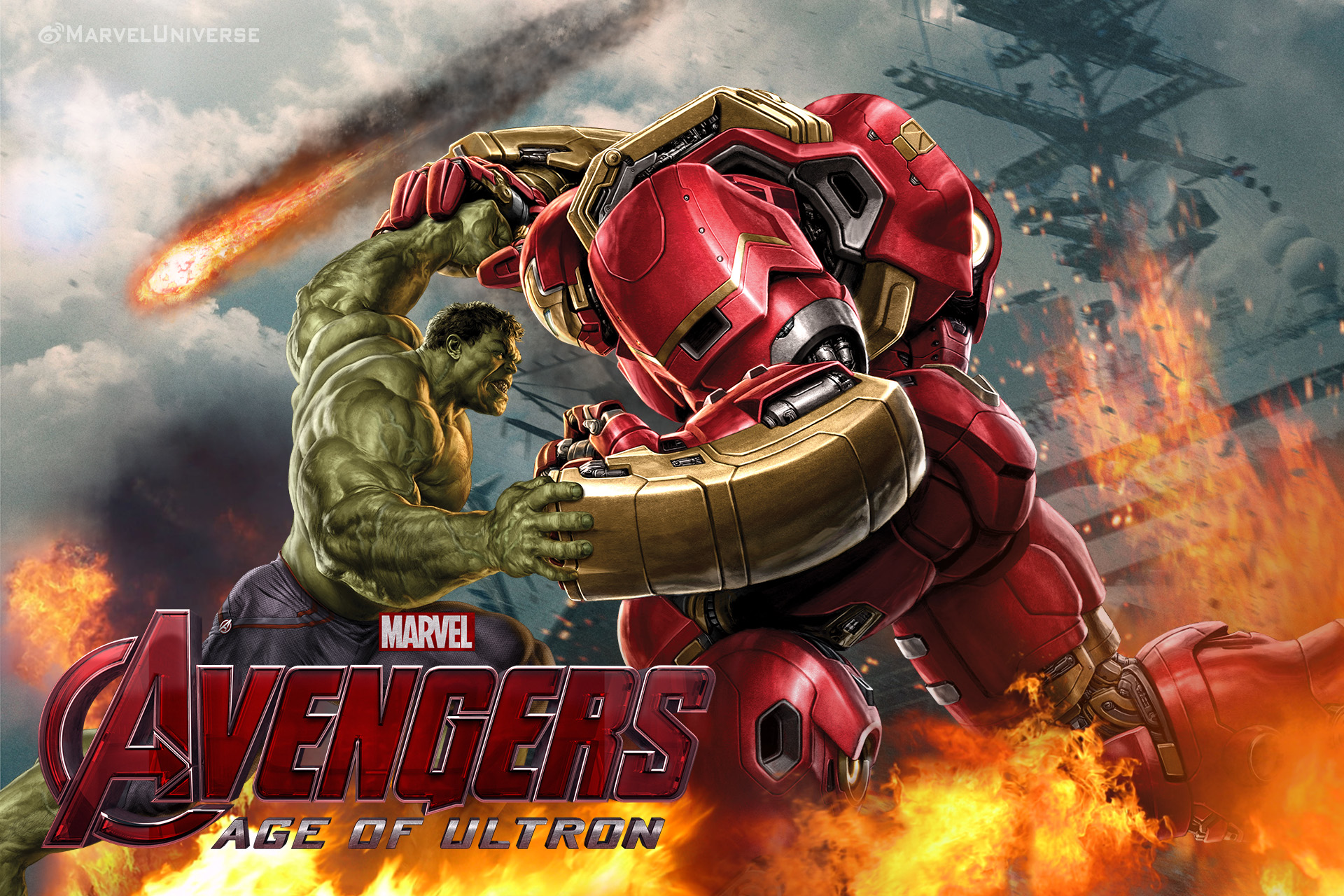 The Avengers Age of Ultron Hulkbuster Avengers Age of Ultron