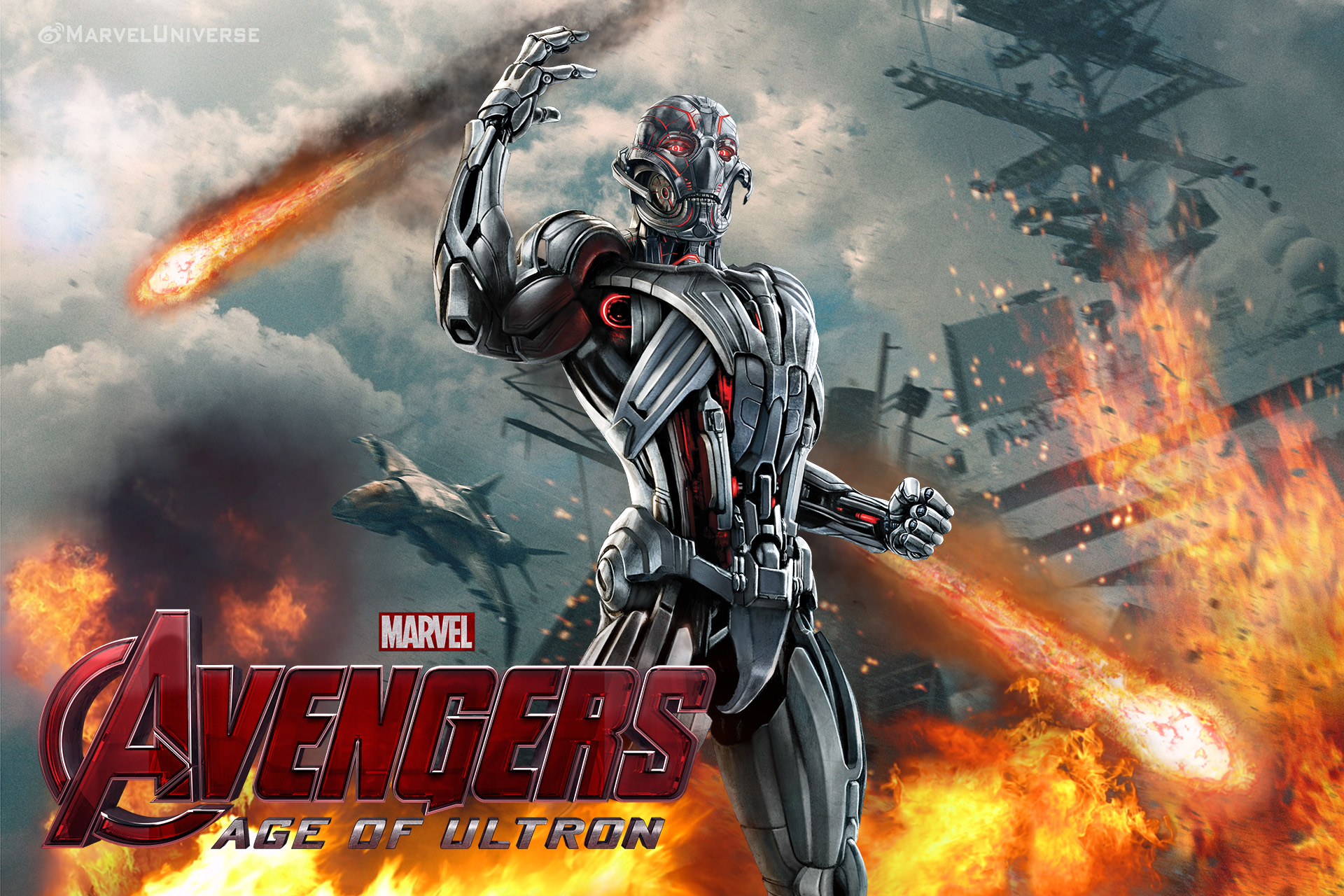 Avengers Age Of Ultron By Iloegbunam On Deviantart: Ultron By Chenshijie9095 On