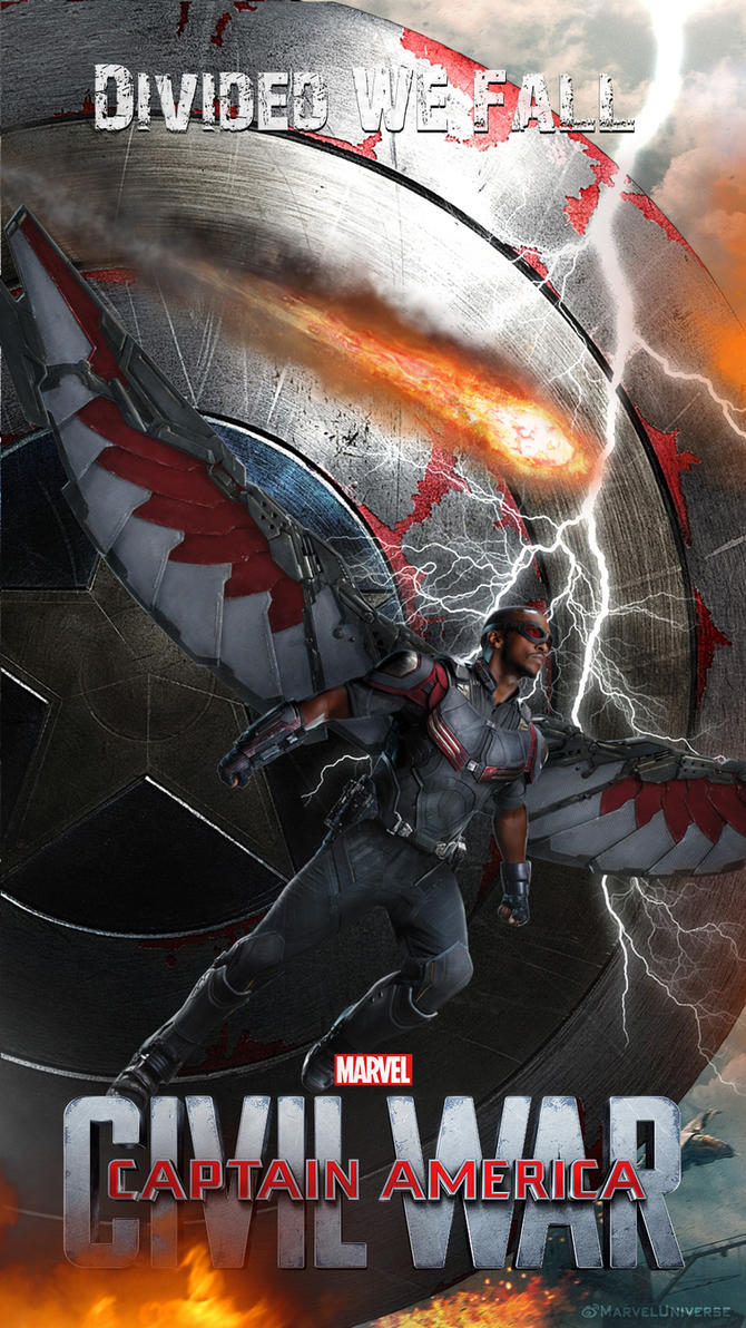 Great Wallpaper Marvel Falcon - captain_america_civil_war_wallpapers_by_chenshijie9095-d9x6gzs  HD_6474100.jpg