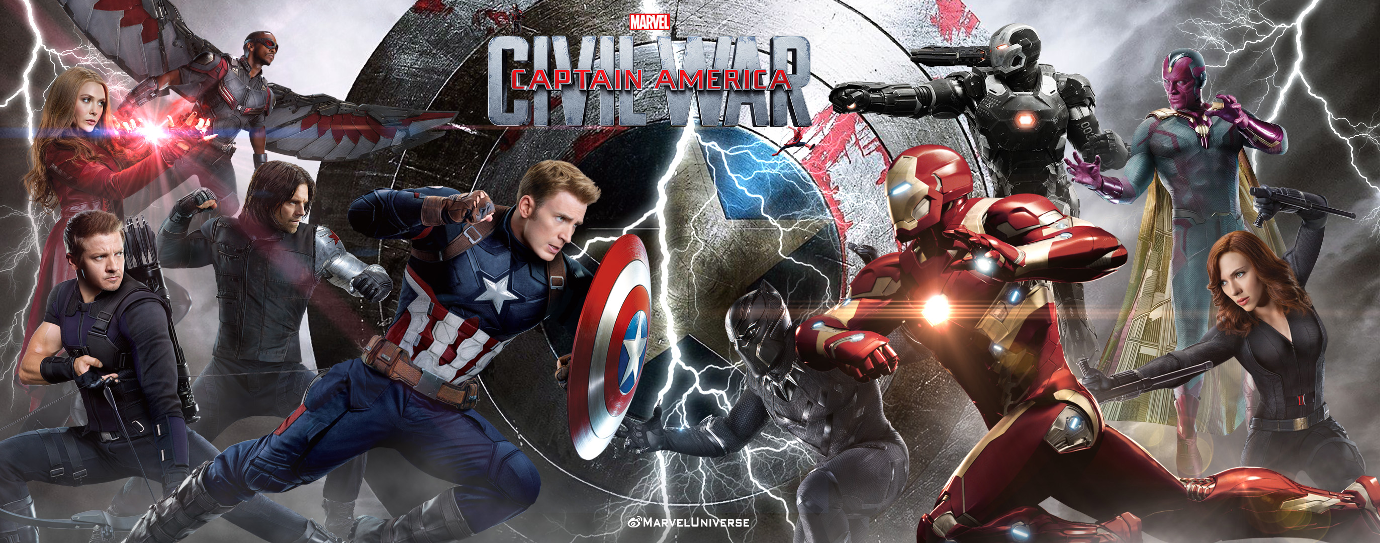 captain america civil war wallpapers by chenshijie9095 on