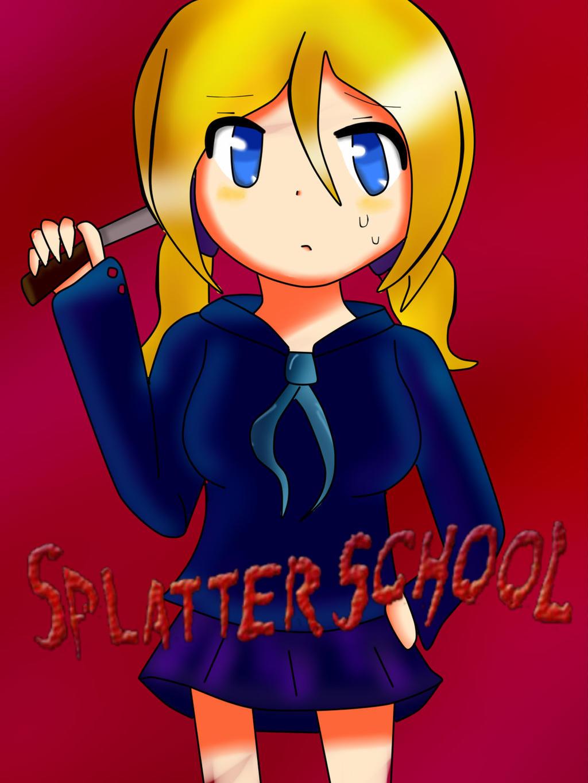 splatter school