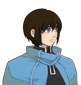 Griff Ondharac - RPG Portrait by LordBloodySoul
