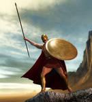Free Sparta by LadyNightVamp