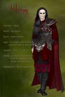 Haron - profile by LadyNightVamp