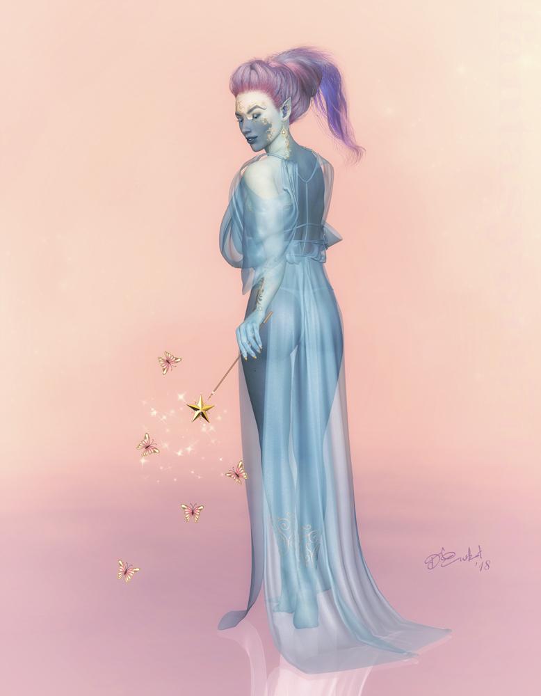 Sorceress by LadyNightVamp