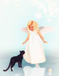 Little Angel by LadyNightVamp