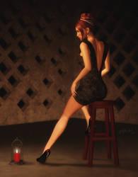 La femme-Elegance by LadyNightVamp