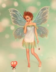 Fairy Princess by LadyNightVamp