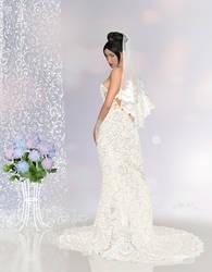 La Femme - The Bride by LadyNightVamp