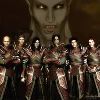 Legacy of Kain - The 6 serafan