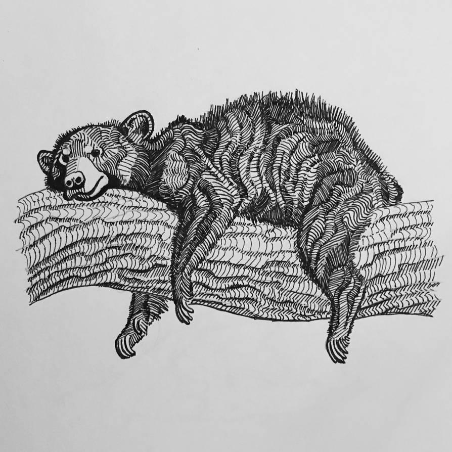Fuzzy Wuzzy by onlygoodart