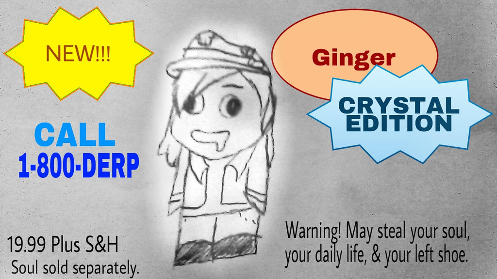 Ginger for Sale by LostCrystal
