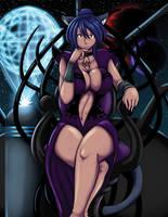 Nekocon 2012 - Space Empress Blue by Sageofotherworlds