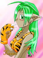 Karen goin Kitty by Sageofotherworlds