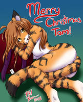 Gift for Tom 2015 by Sageofotherworlds